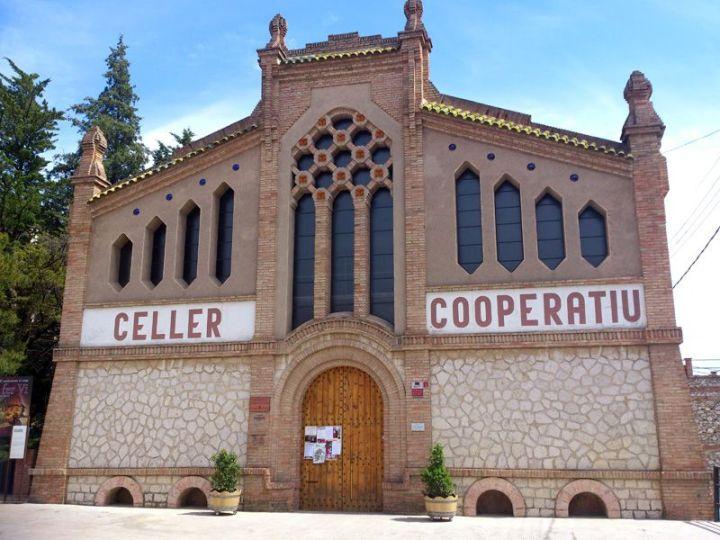 Celler Cooperatiu Cornudella