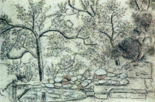 Cornudella1909. Joan Miró