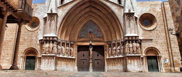 Catedral de Tarragona. Foto: http://www.catedraldetarragona.com/