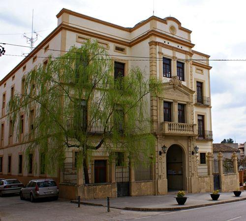 Ajuntament de Cornudella de Montsant. Foto: Carles X. Cabós