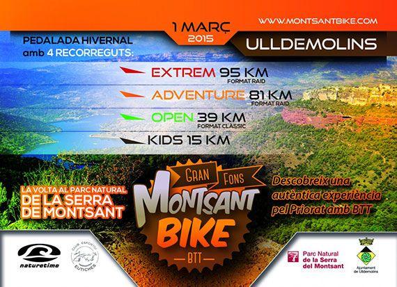 Cartell de la Montsant Bike