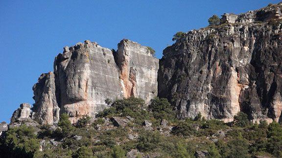 Sector d'escalada l'Herbolari. Foto: groinket.blogspot.com.es