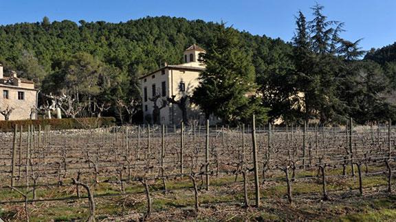 Celler de l'Era, al Mas de les Moreres, a Cornudella de Montsant. Foto: turismepriorat.org