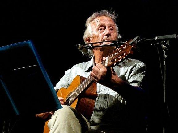 Jaume Arnella, en una actuació. Foto: Viquipèdia