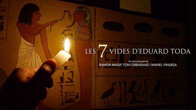 Les 7 Vides d'Eduard Toda